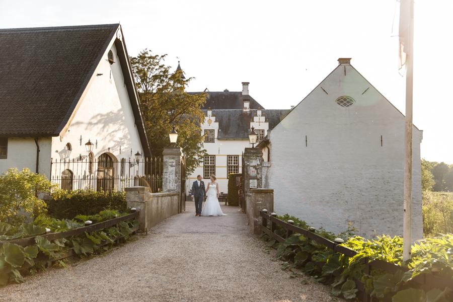 Trouwen in Ewijk ~ Slot Doddendael