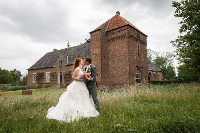 Bruidsfotografie Mill ~ Kasteel Tongelaar