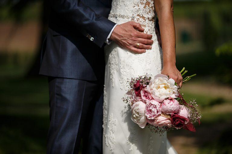 Bruidsreportage ~ Schouwburg Cuijk